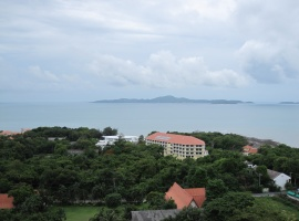 Sea View Condo at The View, Pratumnak