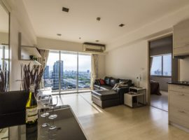 My Resort Bangkok Top Corner unit